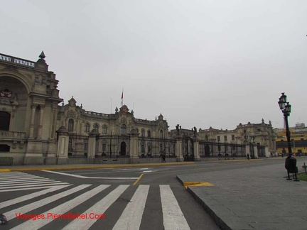 20130728 lima 07 plaza-mayor palais-gouvernement