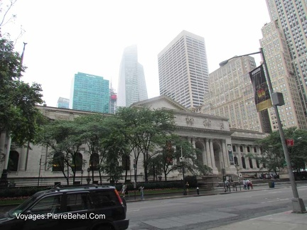 20150621 NYC-010 Bibliotheque
