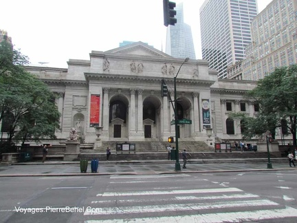 20150621 NYC-011 Bibliotheque